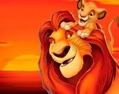 Король лев - 3 в ряд