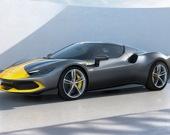 Собери Ferrari 296 GTB