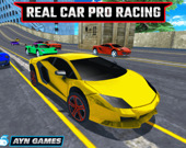 Реальная гонка на автомобиле