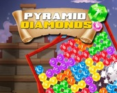 Пирамида из алмазов