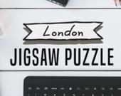 Пазл: Лондон