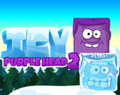 Айси Фиолетовая Голова 2