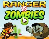 Рейнджер Сражается с Зомби
