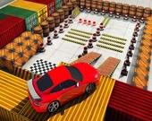 Парковки автомобилей 3D: Бесплатный симулятор