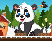 Рождественские приключения панды