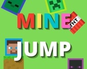 Майнкрафт - прыжки
