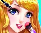 Модный макияж для аниме