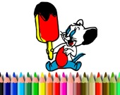 Раскраска: Мышки