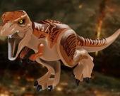 Эра динозавров - Пазл
