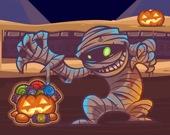 Конфеты для мумии: Выпуск на Хэллоуин