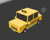 Сумасшедший таксист