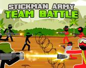 Армия Стикменов: Командная битва