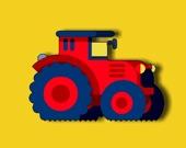 Найдите отличия: Мультипликационная ферма