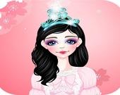 Идеальный макияж принцессы