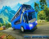 Опасный автобус-внедорожник: Симулятор