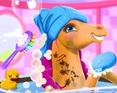Сказочный пони заботливое приключение