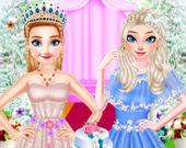 Идеальная свадьба моих сестер