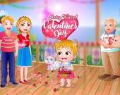 Малышка Хейзл - День Св.Валентина