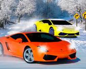 Зимние гонки 3D