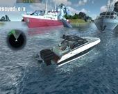 Симулятор спасательной лодки