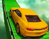 Симулятор автотрюков на холмах 3D