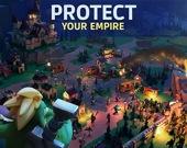 Империя.io: Строй и защищай королевство