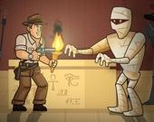 Стрелок по мумиям