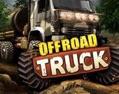 Управление грузовиком-внедорожником 3D
