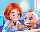 Хорошие привычки для малыша