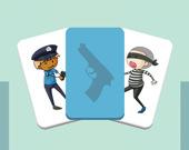 Игра на память: Копы и грабители
