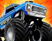 Найди отличия: Monster Truck