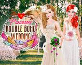 Принцессы: 2 свадьбы в стиле бохо