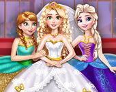 Свадьба принцессы Голди