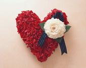 Пазл: Милые сердца на день Святого Валентина