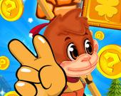 Забег супер обезьяны