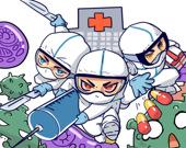 Против коронавируса: Пазл