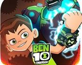 Бен-10: Великая гонка