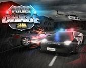 Полицейское преследование: погоня за вором