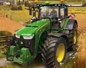 Фермерский трактор - Симулятор