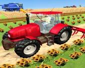 Симулятор фермы: современный трактор