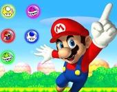 Супер Марио. Три в ряд