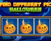 Найди отличия на Хэллоуин
