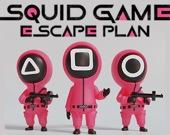 Игра в кальмара: план побега