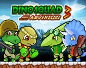 Приключения команды динозавров 3
