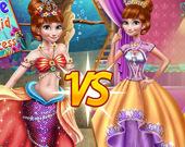 Анна: Русалка против принцессы