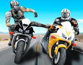 Мото Мотоцикл Атака Расы