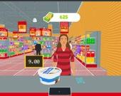 Шоппинг в супермаркете