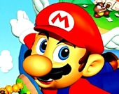 Супер-Марио - Спасатель Земли