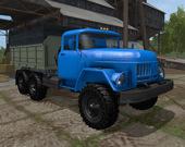 Паззл: Русские грузовики