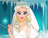 Снежная королева - План свадьбы